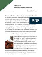 Oude en nieuwe Nederlanders -  Nabeschouwing bij 'Anton de Kom heeft het Laatste Woord'
