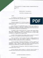 DGR SAN JUAN - Baja Ingresos Brutos - Res 1426-DGR-2013