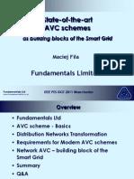 ISGT Panel 3d Fila Maciej State of the Art AVC Schemes