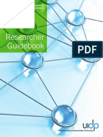 Researchers Guide
