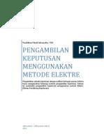 Pengambilan Keputusan Dengan Metode Elektre.pdf