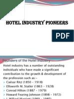 Hotel Pioneers