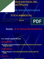 (1)ETICA AMBIENTAL BMM 2011