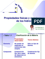 Prop Fisicas y Quimicas de HC