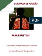 CÂNCER DE PULMÃO X TABAGISMO