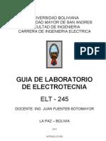 Elt 245 Guia 2012