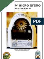 HYD 200 Manual