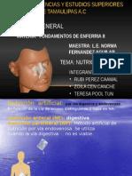 Exposicion Nutricion Enteral