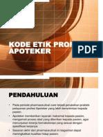 Ep6_kode Etik Profesi Apoteker