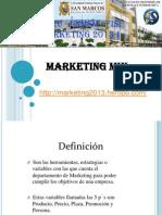 Diapositiva 3 -Marketing Mix