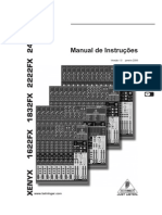 Mesa de Som Xenyx 1832fx USB Behringer.pdf