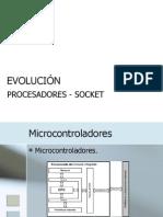 Procesadores Socket Evolucion