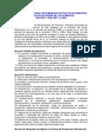 Cod Inter Higiene Alimentos