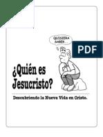 DISCIPULADO-Quien Es Jesus Nueva Vida Ev