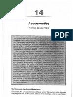 Schaeffer - Acousmatics