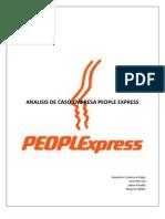 Trabajo de Administracion People Airlines