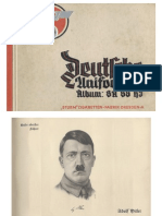 Deutsche Uniformen Album - SA SS HJ
