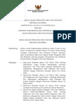 Keptsan Ka BPOM Nomor HK.04.1.23.08.12.5119 Tentang JDIH Badan POM