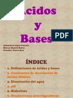 4-Ácidos y Bases