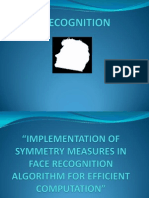 Synopsis for Face Recognition Algorithm | Principal Component