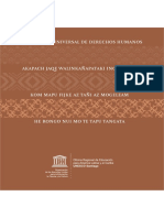 Lectura 2. Declaracion Universal DDHH
