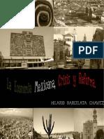 Barcelata Chavez Hilario - La Economia Mexicana Crisis Y Reforma Estructural