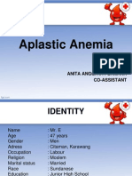 Case - Dr. Irwin (Anemia Aplastik)