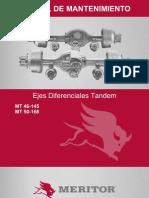 Eixo Dif Tandem ESP 11-2011