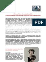 CP Rencontres d'Arles 2013