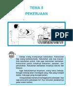 5. Pekerjaan