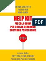 eBook - HELP KIT - Piccola Guida Al Sostegno Psicologico - Dott.ssa Elena Borrini