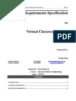 Learning Management System-SRS