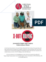 X Out Bullying Information Guide