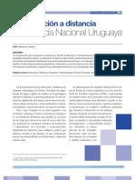 Revista MERCOPOL -  La educación a distancia en la Policía Nacional Uruguaya