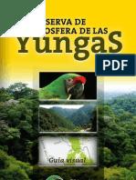 Guia Reserva Biosfera Yungas
