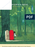 Candlewick Press Fall/Winter 2013 Catalog
