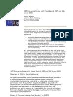 Visual Basic .NET and SQL Server 2000 (Sams)