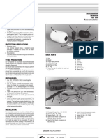 Accumulator Manual