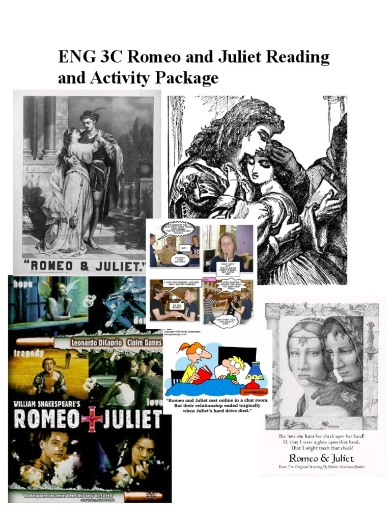 Romeo And Juliet Read Online Free