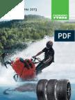 Summer Tyres Catalog