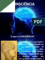 TRABALHO DE FILOSOFIA CONSCIÊNCIA