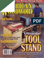 American Woodworker - 82 (October 2000)