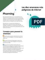 Las diez amenazas más peligrosas de Internet - 9 - Pharming