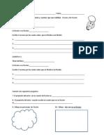Ficcion and Non Fiction Quiz Spanish