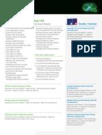 DESIGN_Flyer - CA ARCserve Componentes Modulos Soluciones R16 + Cajas