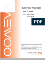 DWF-412S Manual Tecnico
