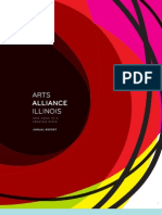 Arts Alliance Illinois FY2012 Annual Report