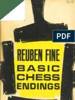 Fine Reuben - Basic Chess Endings