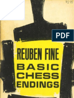 Fine Reuben - Basic Chess Endings
