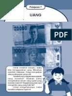 7. Uang